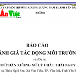 dtm-du-an-dau-tu-phan-xuong-xu-ly-chat-thai-nguy-hai-tinh-yen-bai